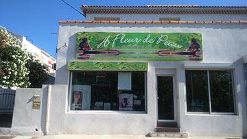 L'Institut de beauté A Fleur de Peau